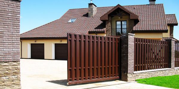 Откатные ворота Ryterna (Ритерна)- фото 2