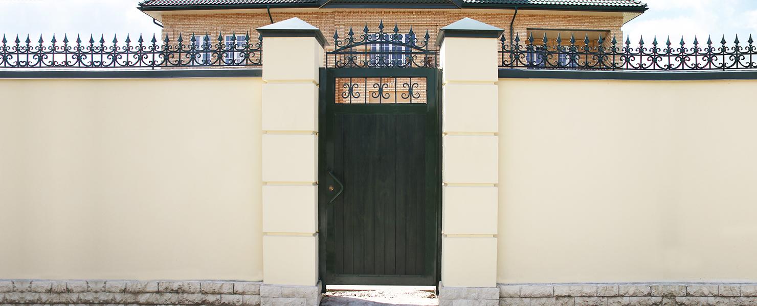 Калитка для ворот фото