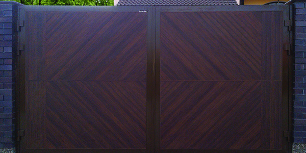 Распашные ворота Дорхан (Doorhan)- фото 3