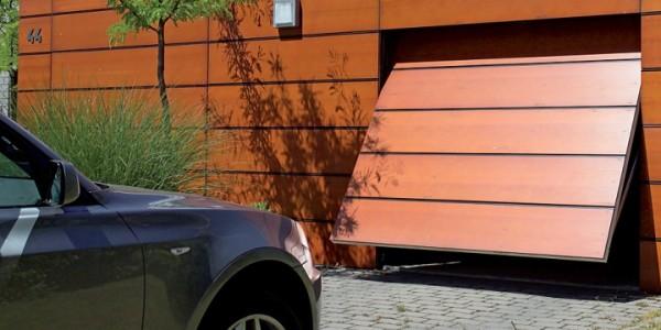 Гаражные ворота Hormann (Хорман)- фото 3