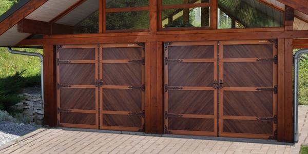 Секционные ворота Дорхан (Doorhan)- фото 5