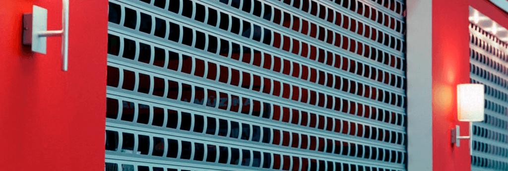 Роллетные решетки Алютех фото2