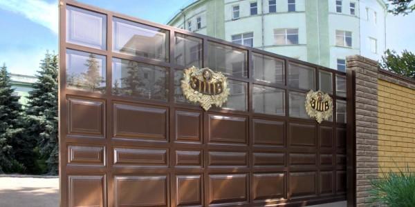 Откатные ворота КАСКАД- фото 5