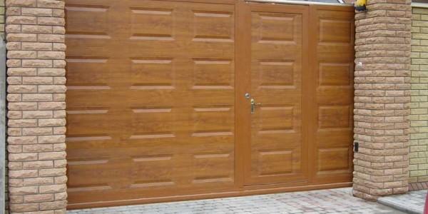 Откатные ворота Дорхан (Doorhan)- фото 3