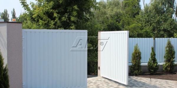 Распашные ворота ALV- фото 6