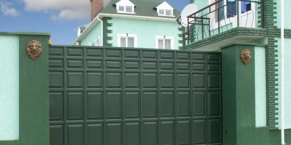 Откатные ворота КАСКАД- фото 6
