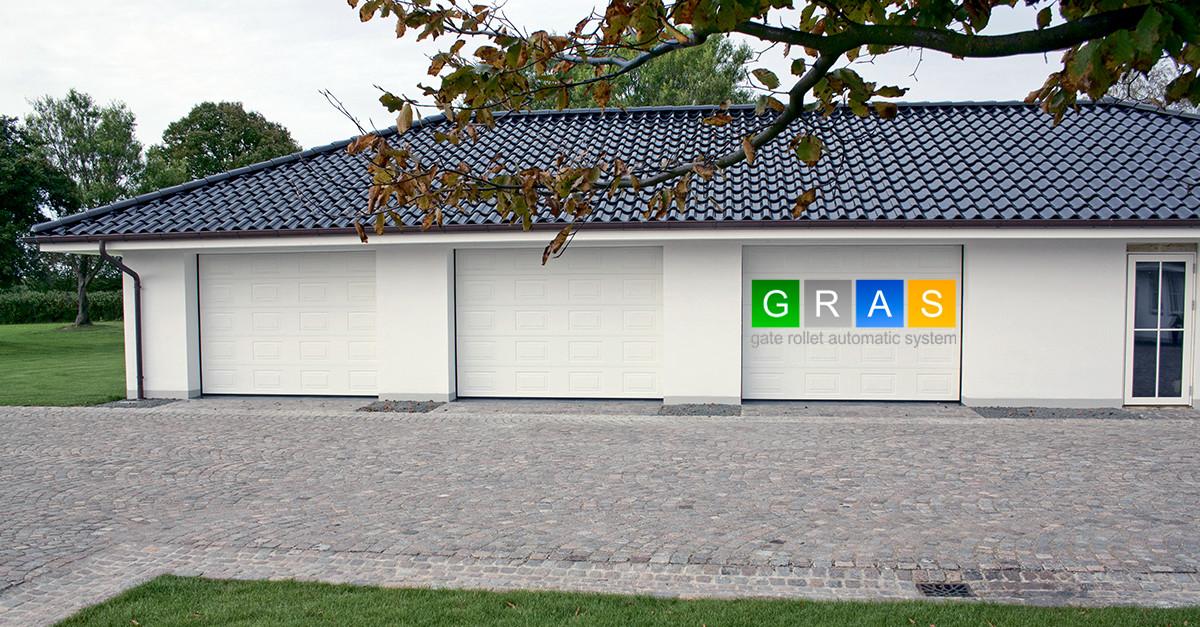 Гаражные ворота GRAS
