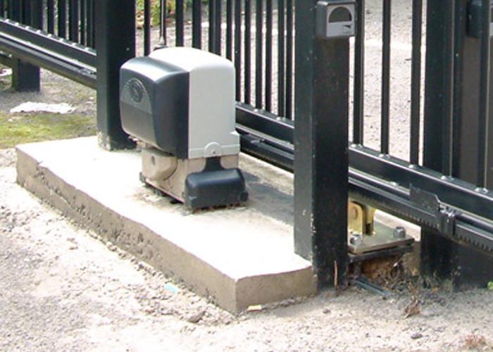 Автоматика для откатных ворот - фото