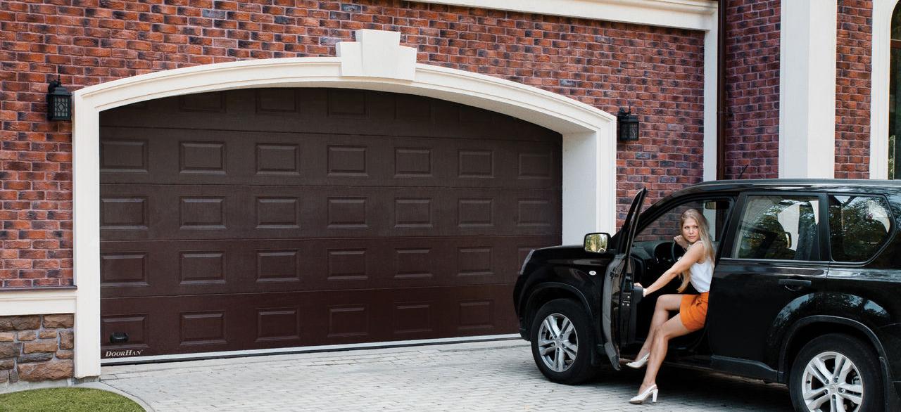 Автоматика для гаражных ворот - фото