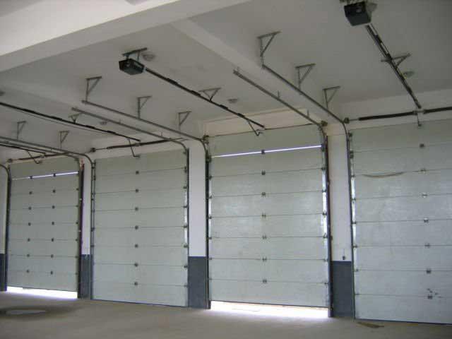 Промышленные ворота Алютех (Alutech) - фото
