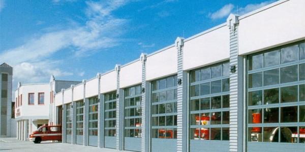 Промышленные ворота Hormann (Хорман) - фото