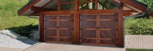 Секционные ворота Дорхан (Doorhan) - фото