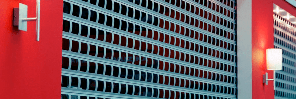 Роллетные решетки Алютех (Alutech) - фото