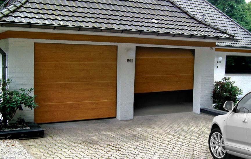 Гаражные ворота Ритерна (Ryterna) - фото