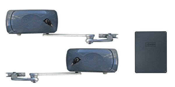 Автоматика для распашных ворот - фото
