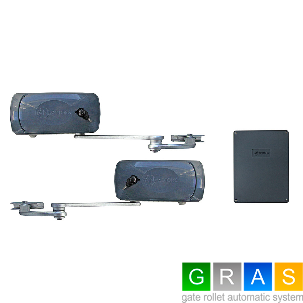 Автоматика для распашных ворот (AN-Motors) - фото