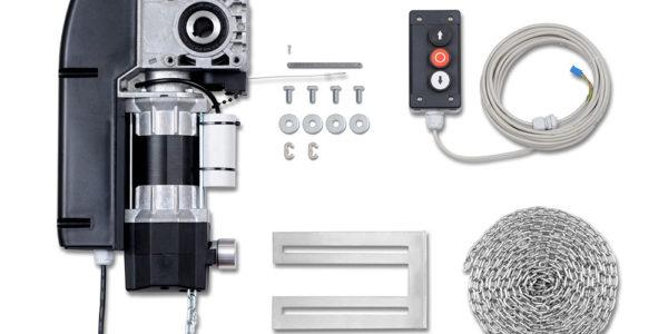 Автоматика для промышленных ворот - фото