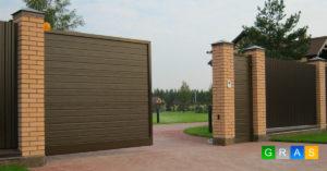 Как выбрать автоматические ворота? - фото