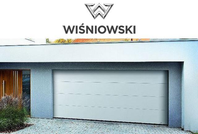 Гаражные ворота Вишневски (Wiśniowski) - фото